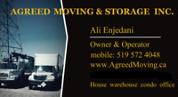 Agreed Moving Inc. 24' Truck, Free Estimate, Price Match!
