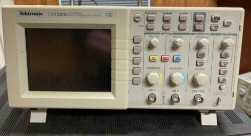 Tektronix TDS2002 Digital Oscilloscope  -  Fully Tested