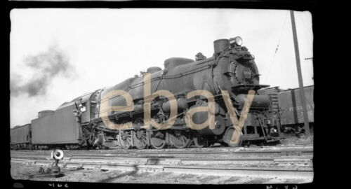 Pennsylvania RR 4-8-2 #6834, 1950