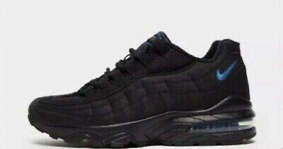 Nike Air Max 95 Trainers - Black - CN9579- 001 - UK5 EU38 New Unisex Trainers