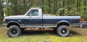80-96 Ford Truck parts