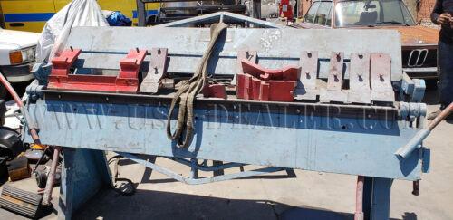 Barth U-614 Mechanical Brake