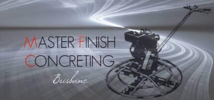 Master Finish Concreting