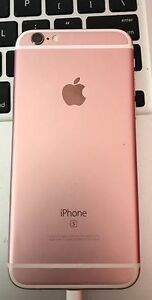 iPhone 6S, Rose Gold, 16G