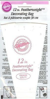 "WILTON Premium FEATHERWEIGHT 12"" DECORATING BAG - New!"