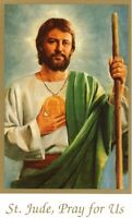THANK YOU ST JUDE PATRON SAINT OF LOST CAUSES