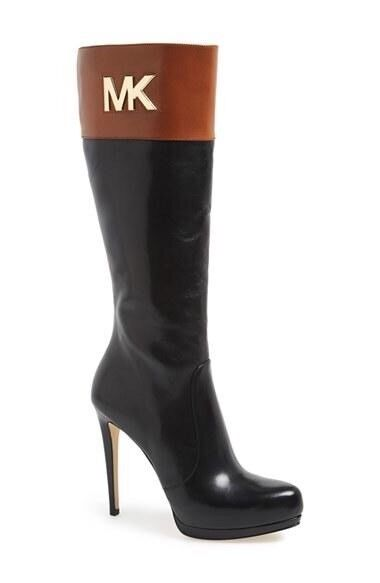 9f099d1c22d0 Michael Kors high heels Leather boots New | in Fulham, London ...