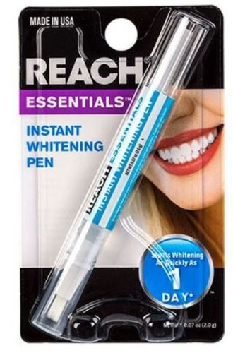 Reach Essentials Instant Teeth Whitening Pen . MADE IN USA.