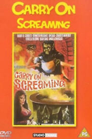 11 carry on films (dvds)