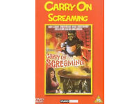 6 Carry on films (dvds)