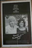 Terms O Endearment  movie poster