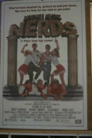 Revenge of the Nerds 1 And Nerds  2 movie posters