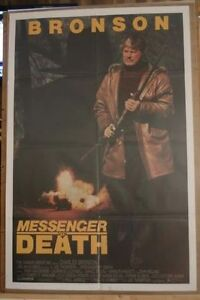 Messerger Of Death movie poster (7040)