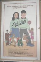 The Rich Kids movie poster ( 7494 )