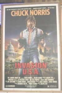 The Invasion. U.S.A. movie poster   #  7146