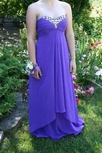 XS/S Long Prom Dress
