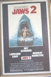 JAWS 2  released in 1978  #6782
