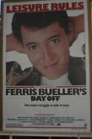 Ferris  Bueller;s Day Off Movie  Poster