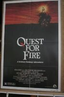 The Quest For Fire movie poster ( 7551 )