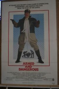 Armed and Dangersous movie poster (7156)