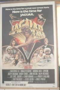 The Jacquar Lives movie poster released 1970