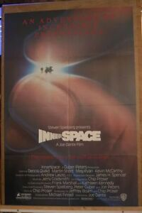The  Inner Space  movie poster (6919)
