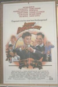 Johnny  Dangerously movie poster released 1984 - # 6949