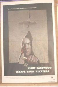 Escape From Alcatraz  released in 1979  #6815