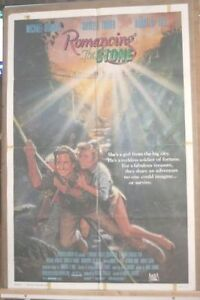 Romancing The Stone movie poster (6943)