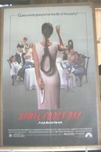 2 April Fools Day Movie Posters For Sale Looking for a  new HOME
