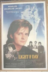 The Light of Day movie poster - released 1987  -- # 6843