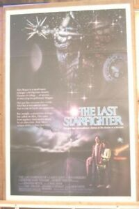 The Last Star Fighter movie poster released 1984  # 6903