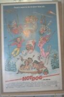 The Movie Poster HOT DOG