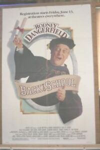Back To School Movie Poster - released in 1096 # 6973