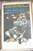Van Nuys Blvd movie poster