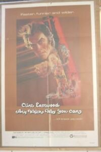 Poster for the movie any which way you can