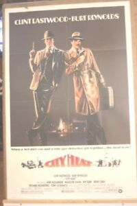 Poster for the movie city heat