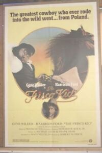 The Frisco Kid movie poster- released 1979  -  #6885