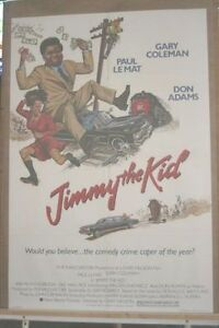 1982 Mov-Poster-Jimmy The Kid #7154