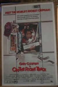 On The Right Track movie poster (7150)