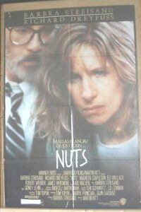 The   N U T S movie poster (7879)