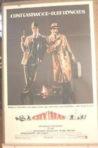 City Heat  Movie Poster - released in 1984 # 6810