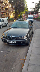 REDUCED SPACE NEEDED - BMW coupe low mileage m3 rims mirrors extras