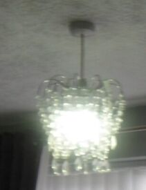 chandelier in good condition
