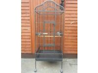 NEW Large Parrot Bird Cage For Sale with Legs & Stand