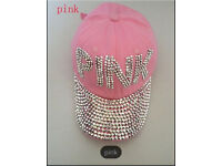 Sparkling fashionable hat