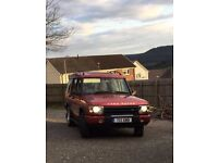 Land Rover Discovery 2 V8/