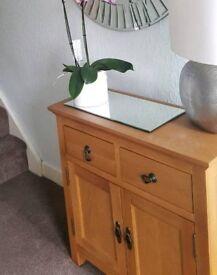 Oak Small sideboard