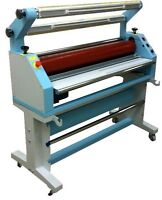 USTECH MJ600 65'' Wide Format Cold Laminator w/stand commercial