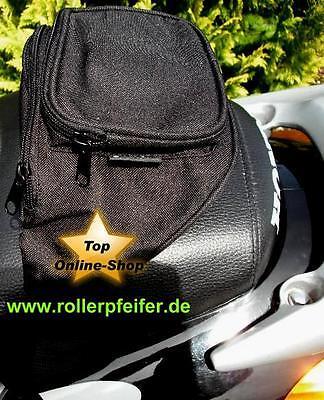 Sitzbanktasche für Motorroller Mofadrossel Drossel Mofa 25 kmh Drosselsatz (Motorroller Sitz)
